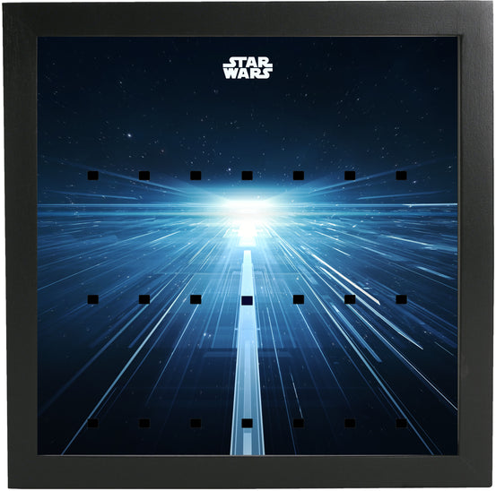 Galactic background Frame for Lego® Star Wars Minifigures