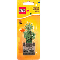 Lego Statue of Liberty Magnet 853600