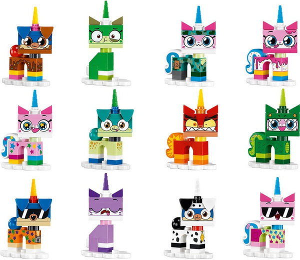 Lego Unikitty Series 1 Complete Collection 12 LEGO Minifigures 41775