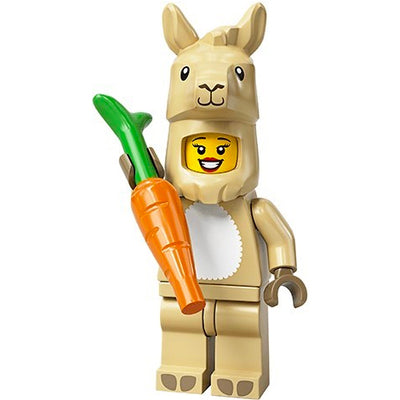 Llama Costume Girl – Series 20 Lego Minifigure