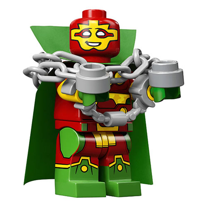 Mister Miracle – DC Super Heroes Lego Minifigure