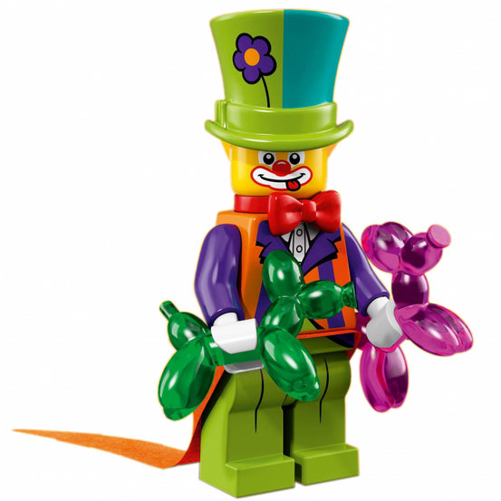 Party Clown – Series 18 Lego Minifigure