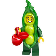 Peapod Costume Girl – Series 20 Lego Minifigure