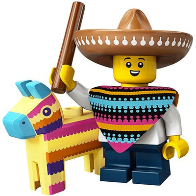 Piñata Boy – Series 20 Lego Minifigure
