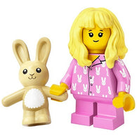 Pyjama Girl – Series 20 Lego Minifigure