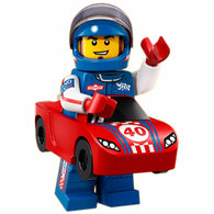 Race Car Guy – Series 18 Lego Minifigure