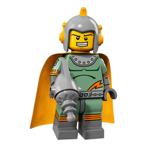 Retro Spaceman – Series 17 Lego Minifigure