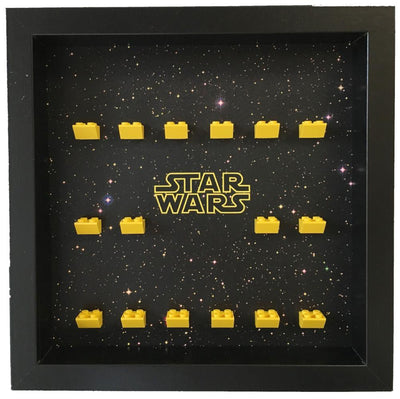 Frame for Lego® Star Wars Minifigures