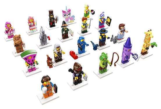 The LEGO Movie 2 Complete Collection 20 LEGO Minifigures 71023
