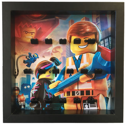Emmet Frame for The Lego® Movie Minifigures