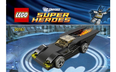 Lego Batmobile - 30161 Polybag