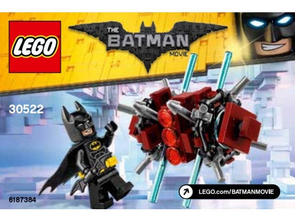 Lego Batman in the Phantom Zone - 30522 Polybag