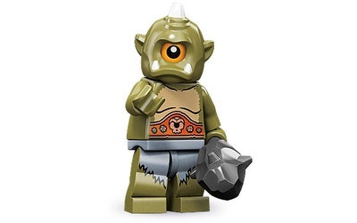 Cyclops – Series 9 Lego Minifigure