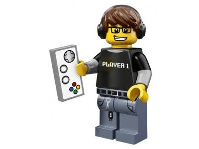Video Game Guy – Series 12 Lego Minifigure