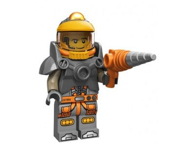 Space Miner – Series 12 Lego Minifigure