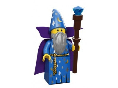 Wizard – Series 12 Lego Minifigure