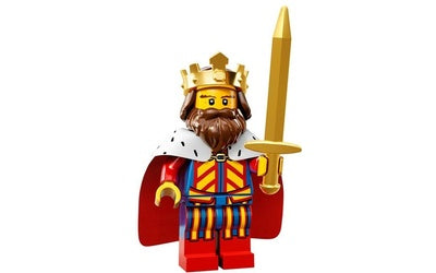 Classic King – Series 13 Lego Minifigure