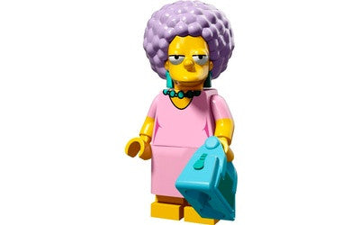 Patty – The Simpsons Series 2 LEGO Minifigure