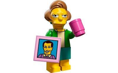 Edna Krabappel – The Simpsons Series 2 LEGO Minifigure