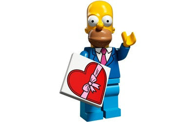 Homer – The Simpsons Series 2 LEGO Minifigure