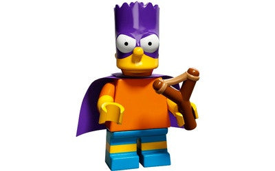 Bart – The Simpsons Series 2 LEGO Minifigure