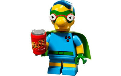Milhouse – The Simpsons Series 2 LEGO Minifigure