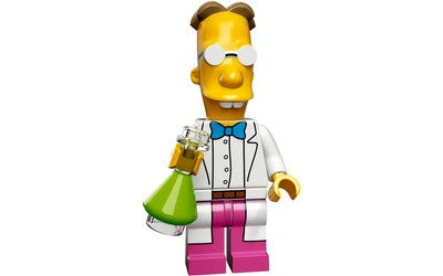 Professor Frink – The Simpsons Series 2 LEGO Minifigure