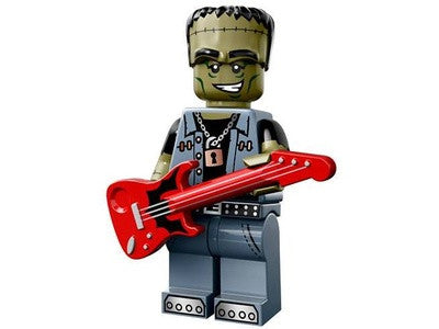 Monster Rocker – Series 14 Lego Minifigure