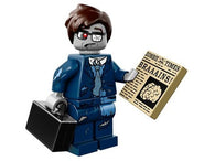 Zombie Businessman – Series 14 Lego Minifigure