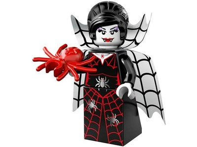 Spider Lady – Series 14 Lego Minifigure