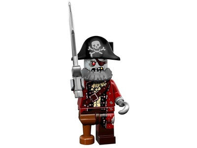 Zombie Pirate – Series 14 Lego Minifigure