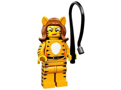 Tiger Woman – Series 14 Lego Minifigure