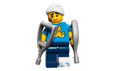 Clumsy Guy – Series 15 Lego Minifigure