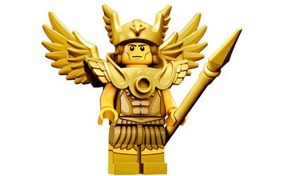 Flying Warrior – Series 15 Lego Minifigure