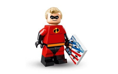 Mr. Incredible – Disney Series 1 LEGO Minifigures