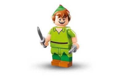 Peter Pan – Disney Series 1 LEGO Minifigures
