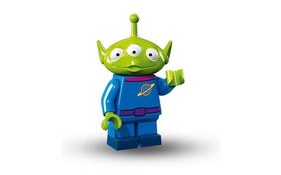 Squeeze Toy Aliens Toy Story – Disney Series 1 LEGO Minifigures