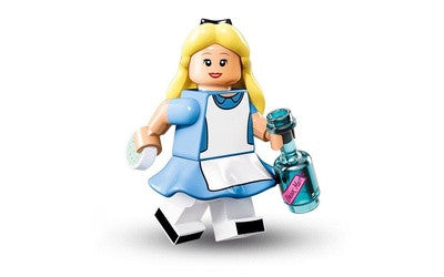 Alice – Disney Series 1 LEGO Minifigures