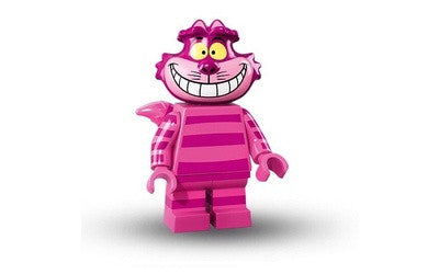 Cheshire Cat – Disney Series 1 LEGO Minifigures