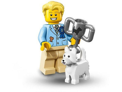 Dog Show Winner – Series 16 Lego Minifigure