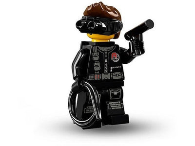 Spy – Series 16 Lego Minifigure