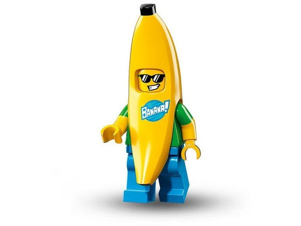 Banana Guy – Series 16 Lego Minifigure