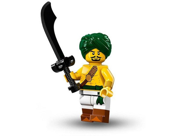 Desert Warrior – Series 16 Lego Minifigure