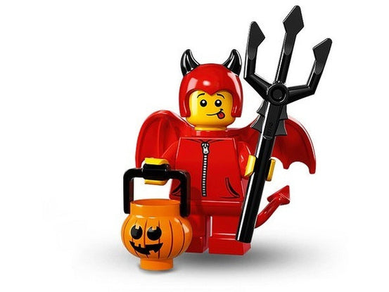 Cute Little Devil – Series 16 Lego Minifigure