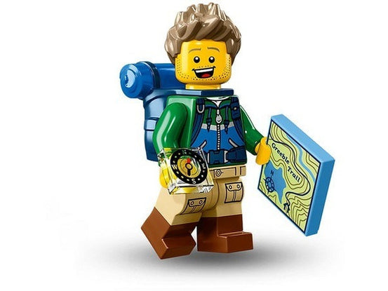 Hiker – Series 16 Lego Minifigure