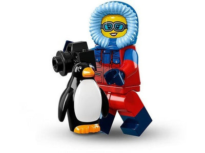 Wildlife Photographer – Series 16 Lego Minifigure