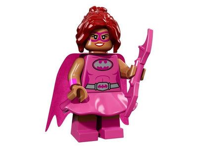 Pink Power Batgirl – The LEGO Batman Movie Series Minifigures