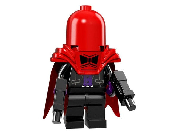 Red Hood – The LEGO Batman Movie Series Minifigures