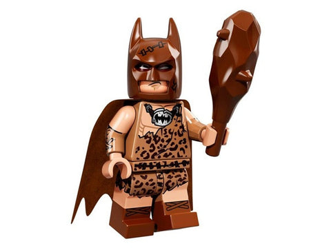 Clan of the Cave Batman – The LEGO Batman Movie Series Minifigures