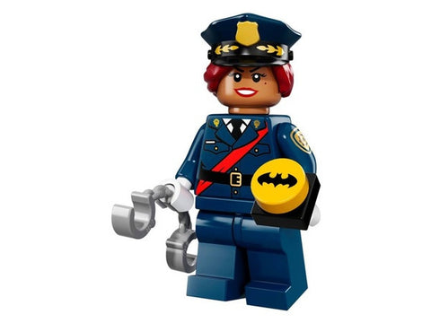 Barbara Gordon – The LEGO Batman Movie Series Minifigures
